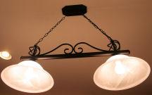 double sconce light fixture