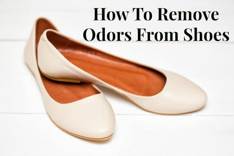 Homemade Shoe Deodorizer If you suffer from stinky feet, or just