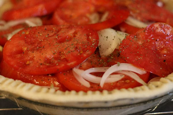 Tomato Pie: Smack Your Granny Good