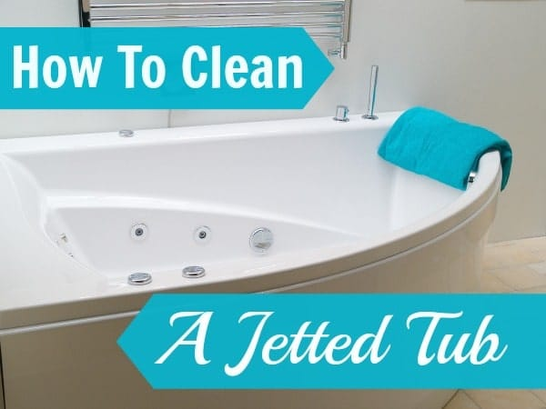 black goo in jetted tub