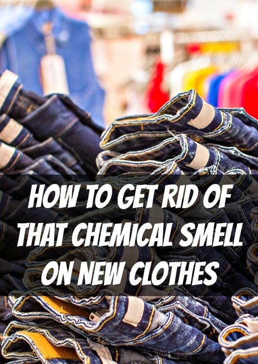 chemical smell