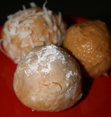 Cookie-a-day: Peanut Butter Balls