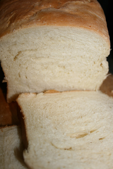 simple basic white bread