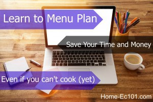 Menu planning saves time, energy, and money. You don't have to wait until you are an accomplished cook to start. This is the couch 2 5k of feeding yourself healthy, budget conscious food.