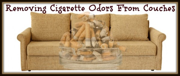 Superbe Removing Cigarette Odors From Couches