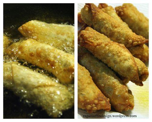 egg rolls recipe