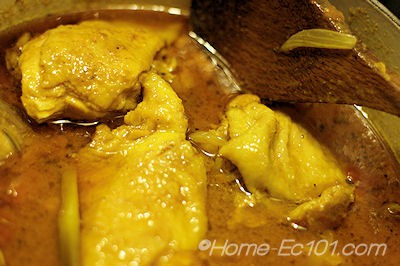 Stewed Chicken