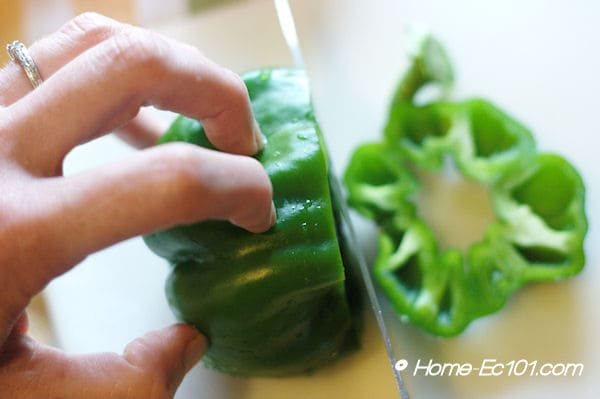 Bell Pepper Top