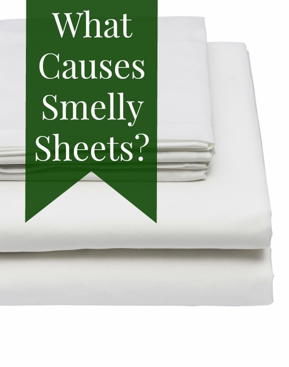 Ordinaire What Causes Smelly Sheets