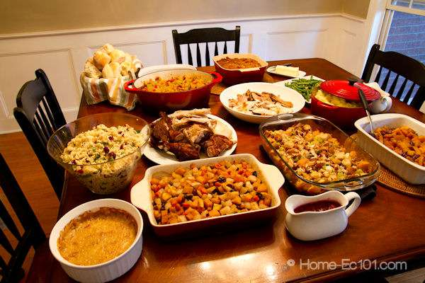 How To Plan Thanksgiving Dinner