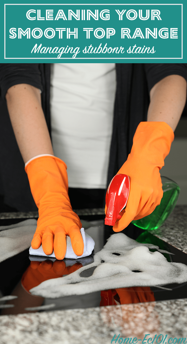 Tackling Difficult Stains On A Smooth Top Stove