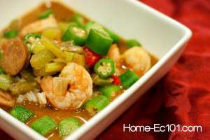 Shrimp Gumbo Recipe, Cajun Comfort Food