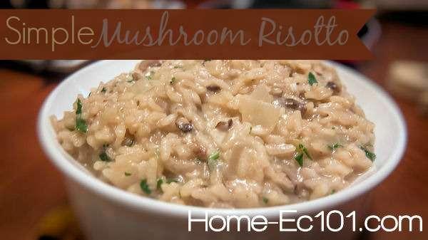 Mushroom-Risotto pin