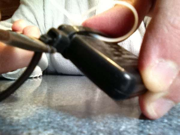 Broken Car Remote - 7 tighten with needlenose pliers