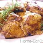 Balsamic Chicken Thighs