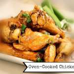 Make chicken wings in your oven