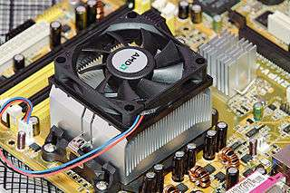 Clean heat sink