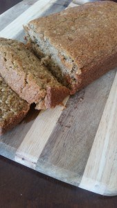 Zucchini Bread, Regular and Gluten-Free