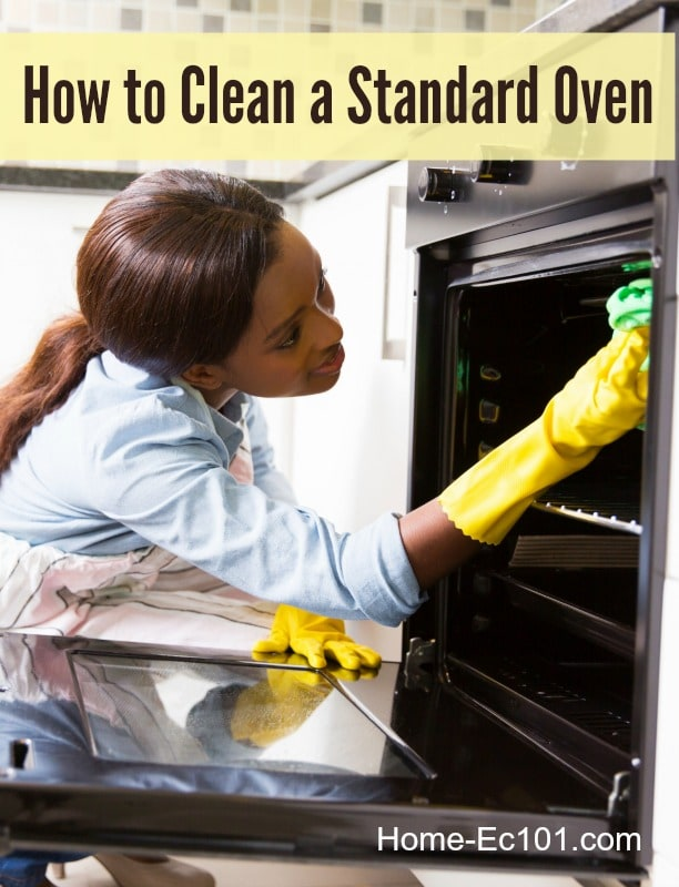 standard cleaning oven 2
