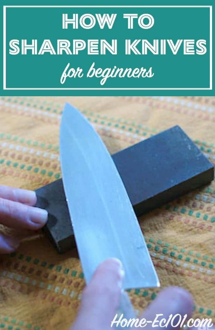 can i get my kitchen knives sharpened how to sharpen a kitchen knife home ec 101