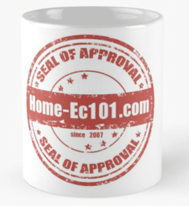 Home Ec 101 Seal of Approval Mug