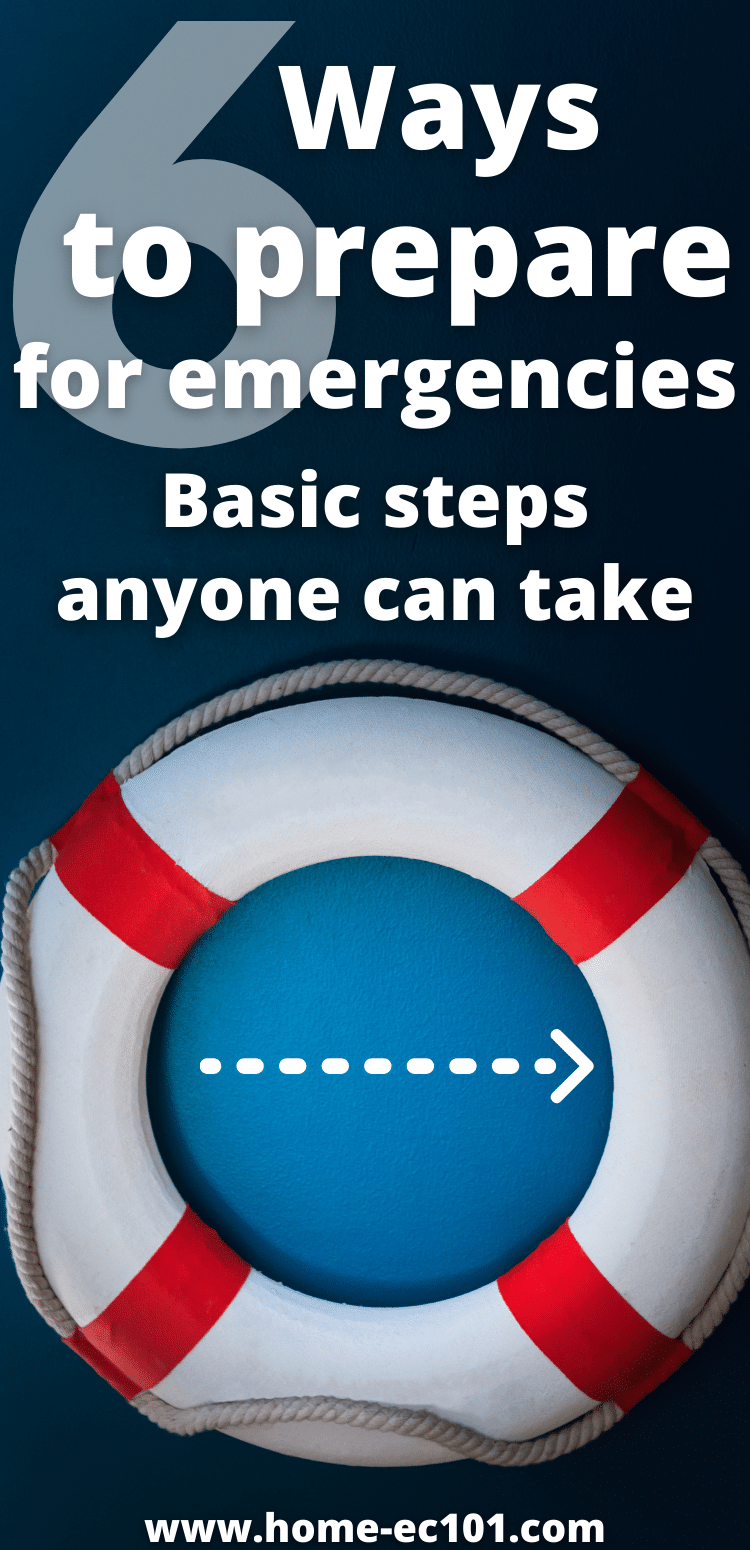 Emergency Preparedness 101: The Very Basics